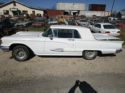1958 Ford Thunderbird for sale 100824516