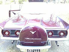 1958 Ford Thunderbird for sale 100980049