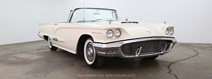 1958 Ford Thunderbird for sale 100999991