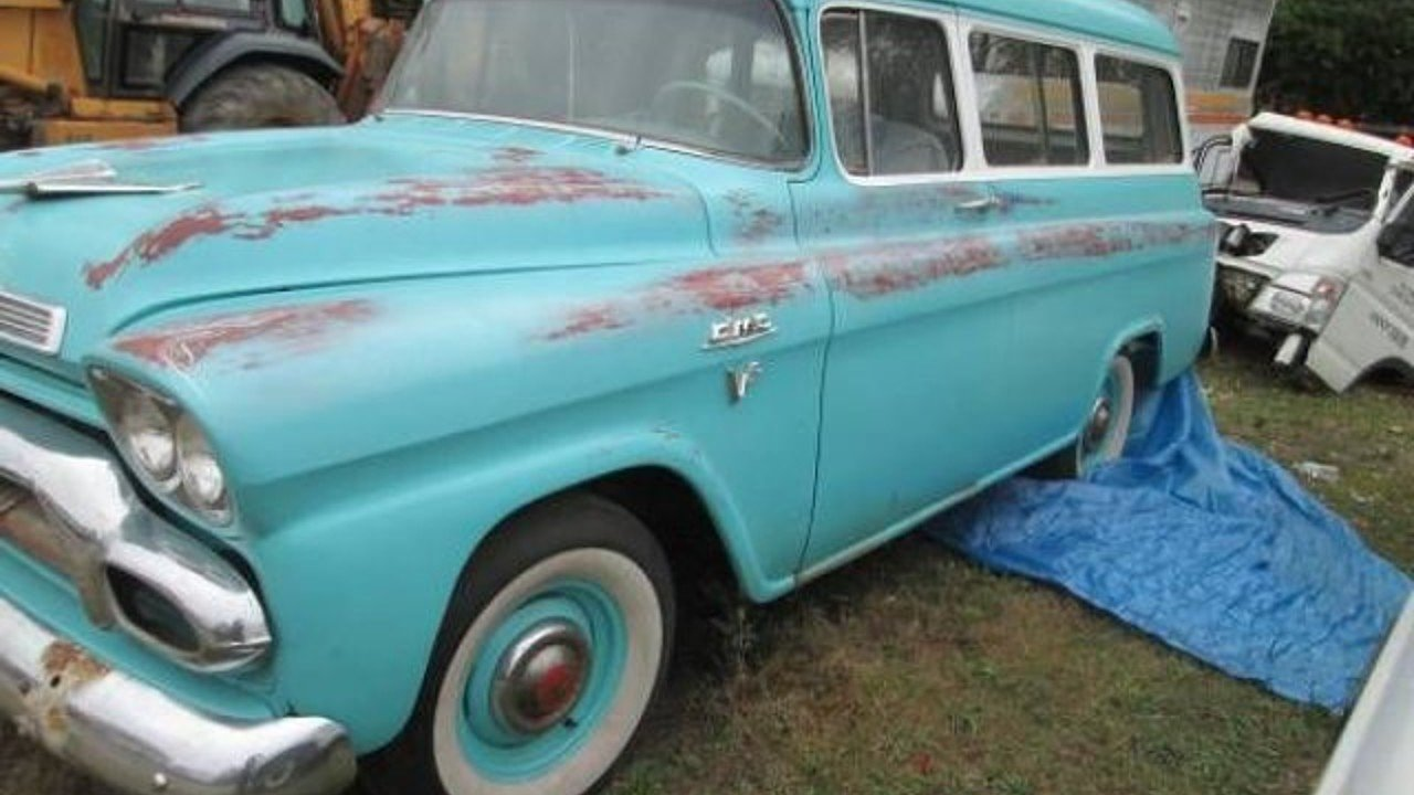 1958 GMC Other GMC Models for sale 100943774