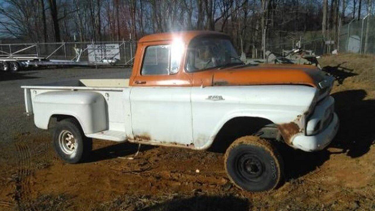 1958 GMC Pickup for sale near Cadillac, Michigan 49601 - Classics on ...