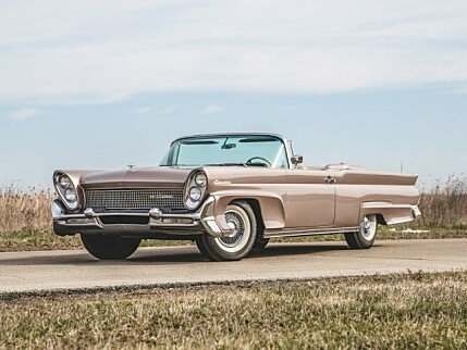 1958 Lincoln Continental for sale 100985676