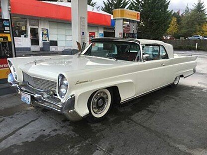 1958 Lincoln Mark III for sale 100797277