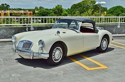 1958 MG MGA for sale 100847018