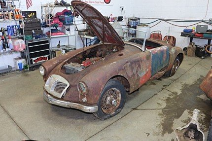 1958 MG MGA for sale 100842736