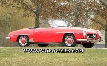 1958 Mercedes-Benz 190SL for sale 100742405