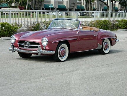 1958 Mercedes-Benz 190SL for sale 100848382