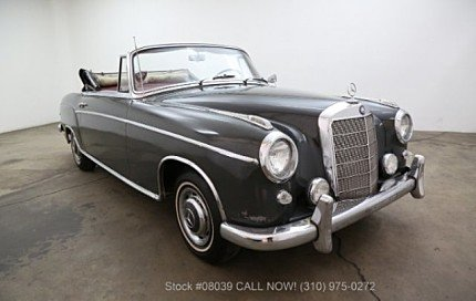 1958 Mercedes-Benz 220S for sale 100852206