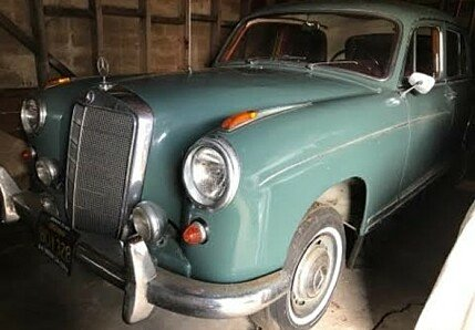 1958 Mercedes-Benz 220S for sale 100862776
