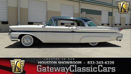 1958 Mercury Montclair for sale 100782088