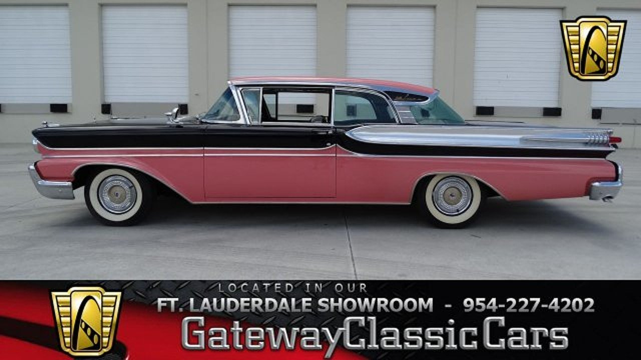 1958 Mercury Parklane for sale near O Fallon, Illinois 62269 ...