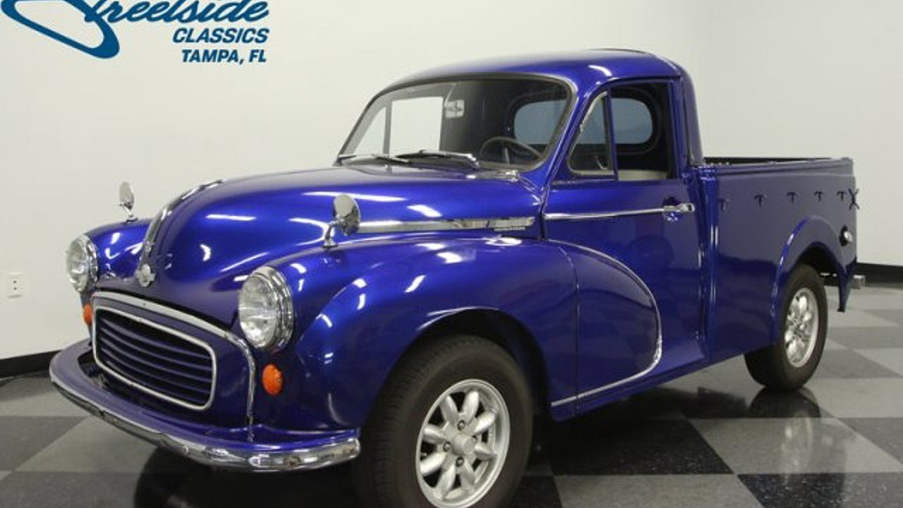 1958 Morris Minor for sale near Lutz, Florida 33559 - Classics on ...
