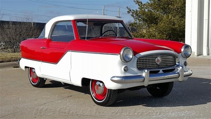 Classic Nash Metropolitans For Sale Autotrader Classics