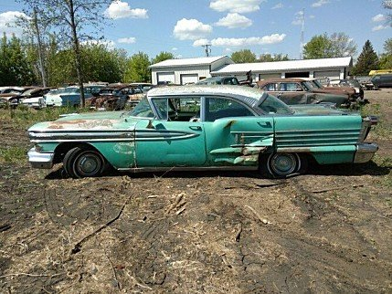 1958 Oldsmobile 88 for sale 100765686