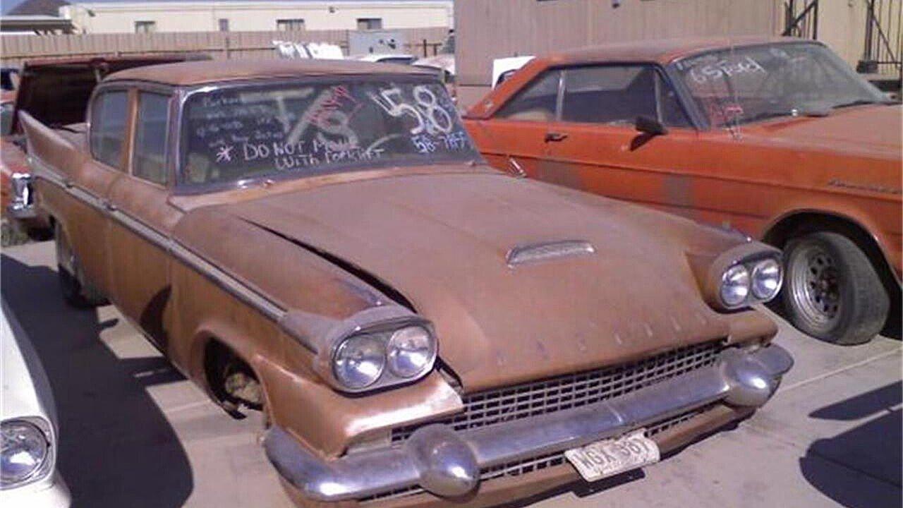 1958 Packard Other Packard Models for sale near Phoenix, Arizona ...