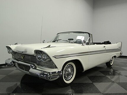1958 Plymouth Belvedere for sale 100734957