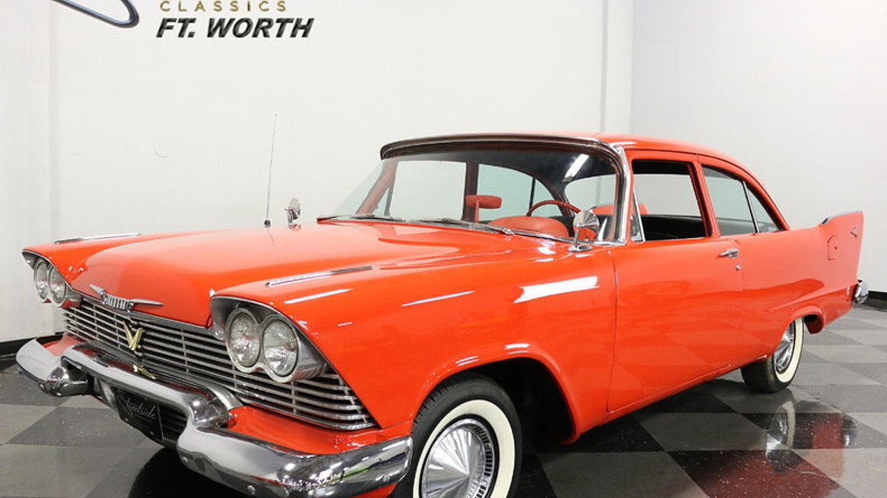 1958 Plymouth Plaza for sale 100904820