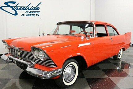 1958 Plymouth Plaza for sale 100946637