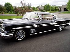 1958 Pontiac Bonneville for sale 100824810