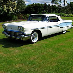 1958 Pontiac Chieftain for sale 100735780