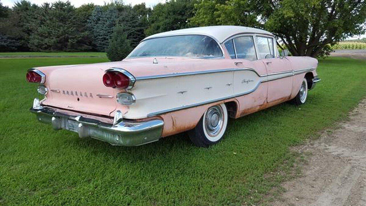Pics photos 1958 pontiac for sale -  1958 Pontiac Chieftain For Sale 100760824
