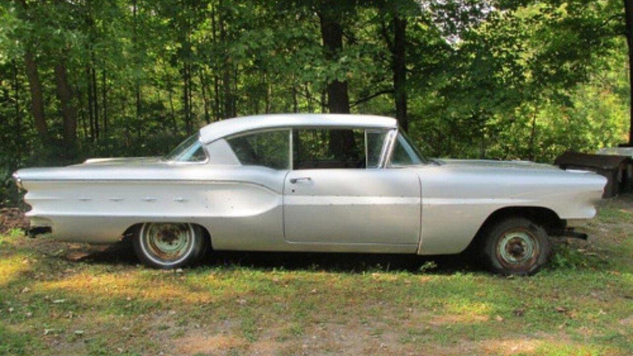 Pics photos 1958 pontiac for sale -  1958 Pontiac Star Chief For Sale 100796804