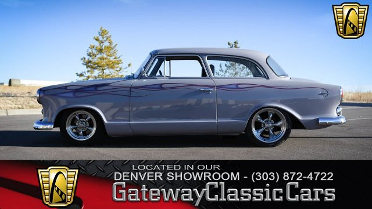 1958 rambler american for sale near o fallon illinois 62269 classics on autotrader. Black Bedroom Furniture Sets. Home Design Ideas