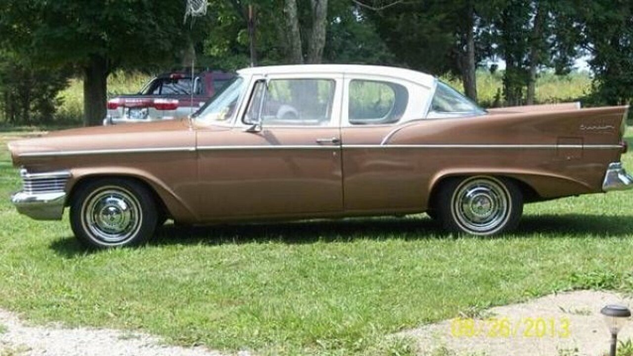 1958 Studebaker Champion for sale 100900252