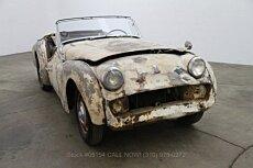 1958 Triumph TR3A for sale 100724573
