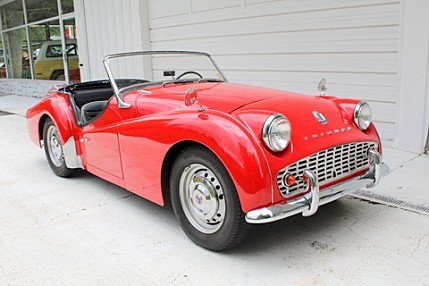 1958 Triumph TR3A for sale 100873787
