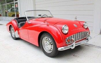 1958 Triumph TR3A for sale 100873787