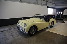 1958 Triumph TR3A for sale 100889123