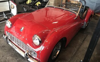 1958 Triumph TR3A for sale 100997771