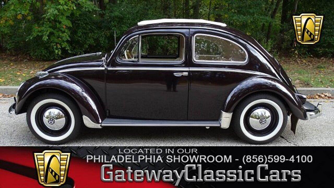 1958 Volkswagen Beetle for sale near O Fallon, Illinois 62269 ...