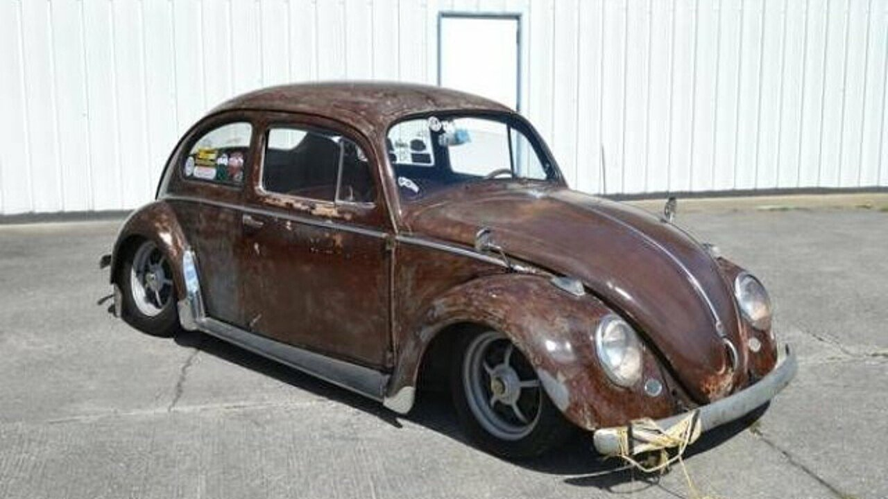 1958 Volkswagen Beetle for sale near Cadillac, Michigan 49601 ...