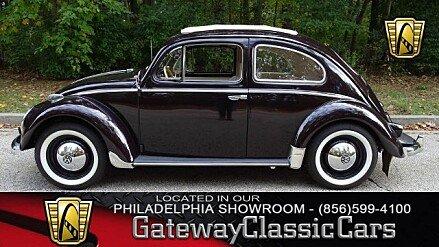1958 Volkswagen Beetle for sale 100921820