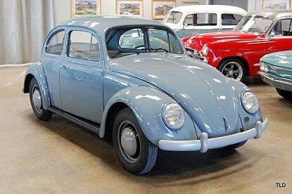 1958 Volkswagen Beetle for sale 100981720