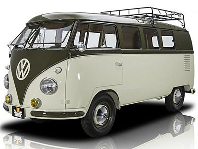 1958 Volkswagen Vans for sale 100931079