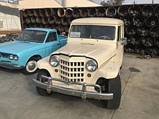 1958 Willys Other Willys Models for sale 100836997