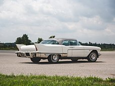 1958 cadillac Eldorado for sale 101017748