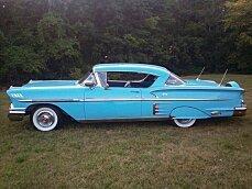 1958 chevrolet Impala for sale 101017793