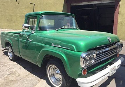 1958 ford F100 for sale 100894728