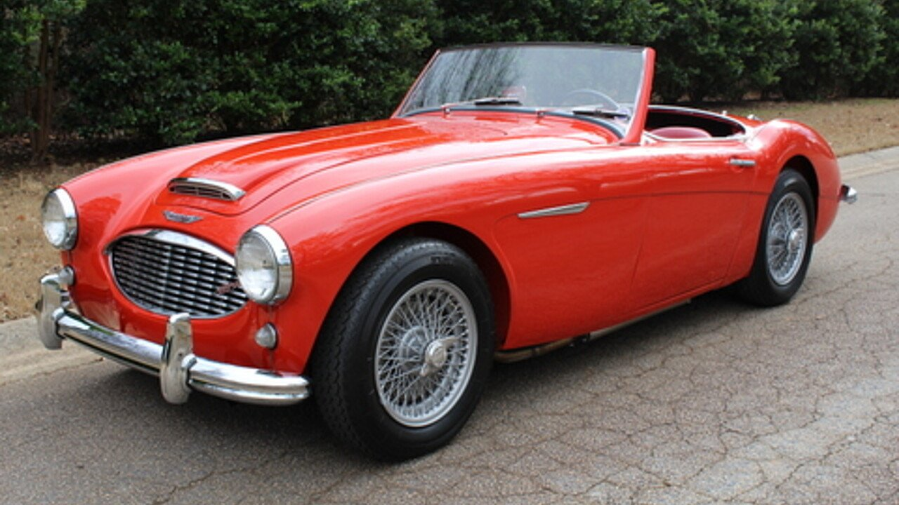 1959 austin healey 100 6 for sale near roswell georgia 30076 classics on autotrader. Black Bedroom Furniture Sets. Home Design Ideas