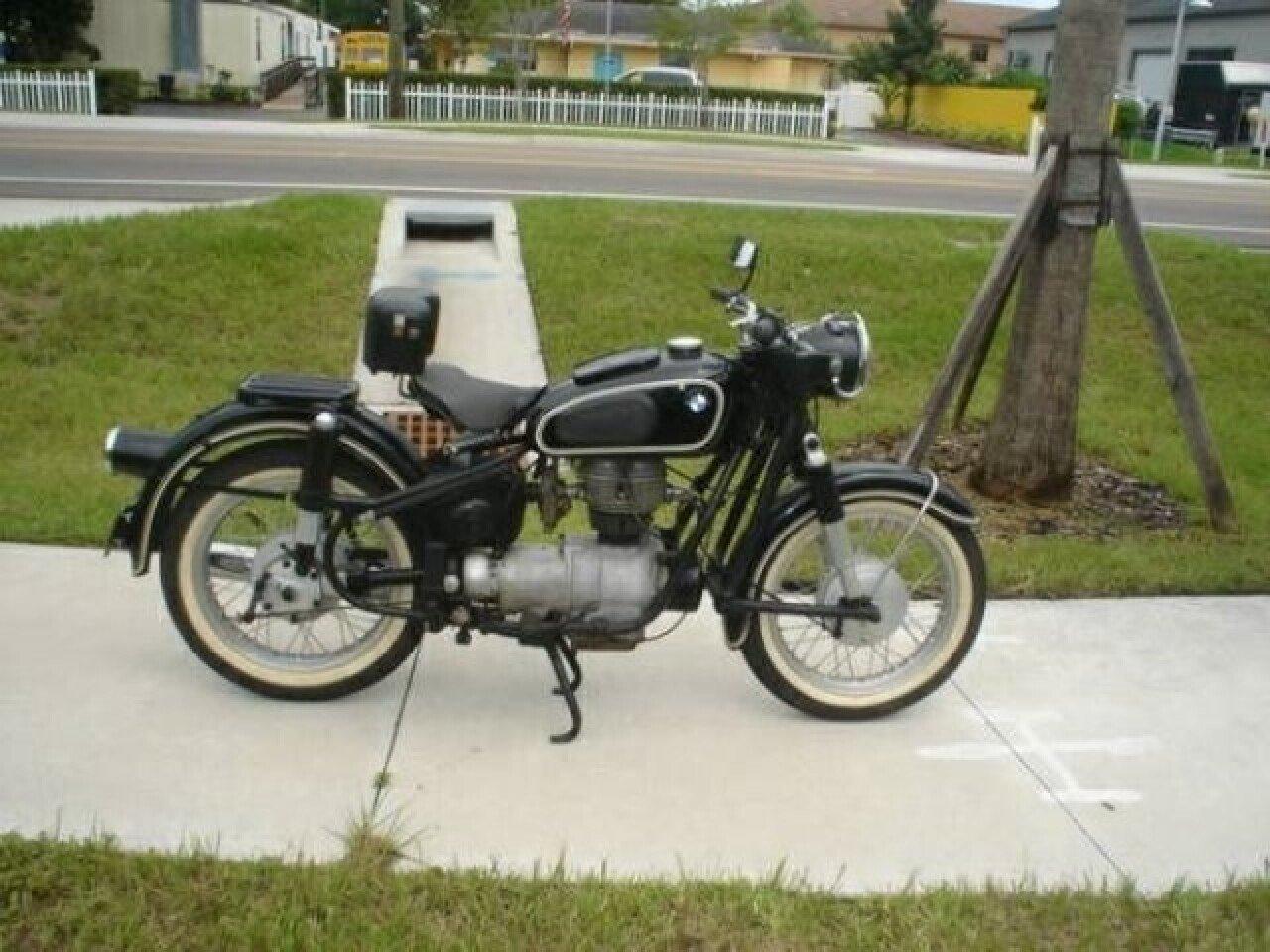 1959 Bmw R26 For Sale Near Cadillac Michigan 49601