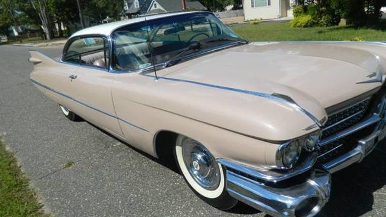1959 Cadillac De Ville for sale 100800275
