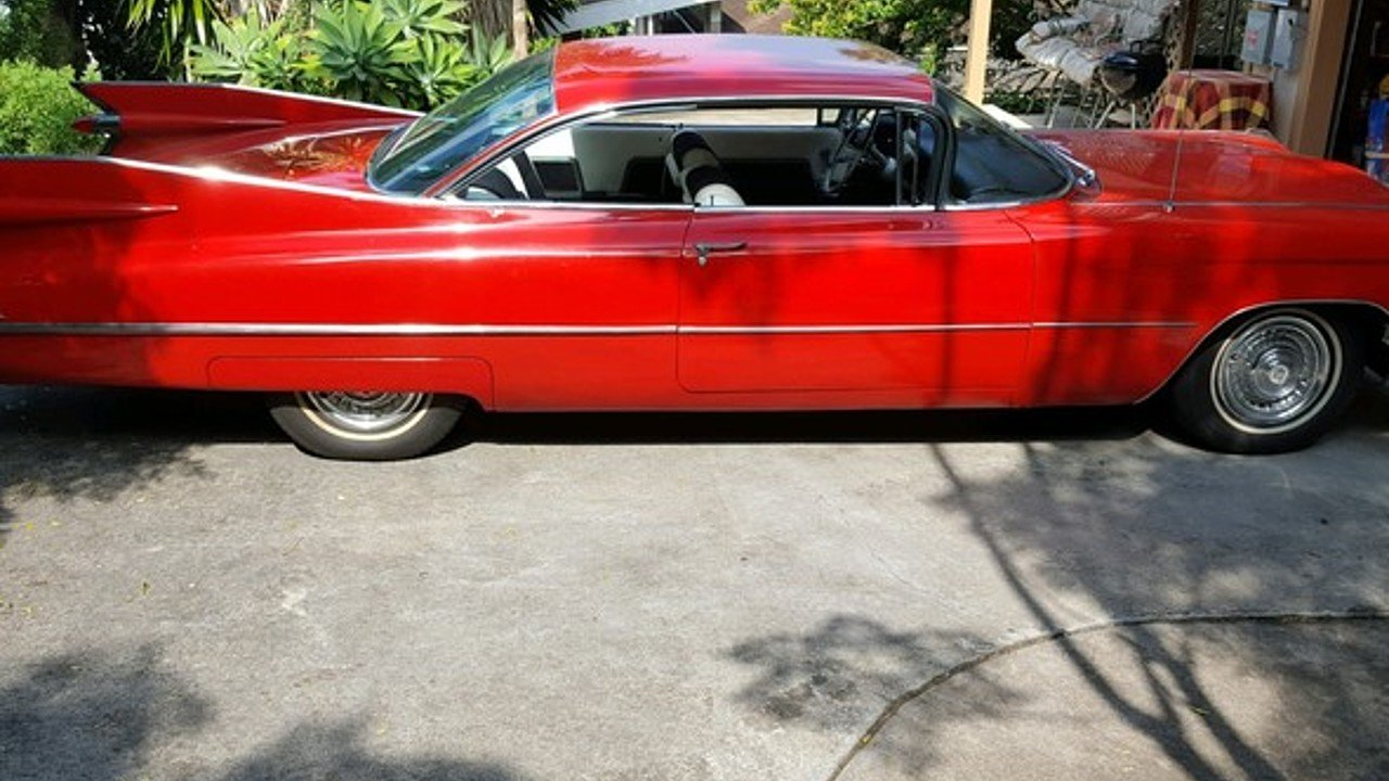 1959 Cadillac De Ville for sale 100924407