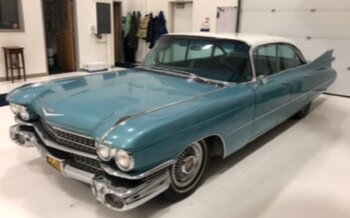 1959 Cadillac De Ville Coupe for sale 100956113