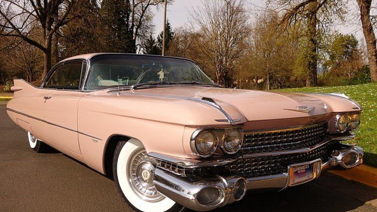 1959 Cadillac Series 62 for sale near Eugene, Oregon 97403 ...
