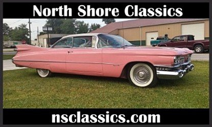 1959 Cadillac Series 62 for sale 100956781