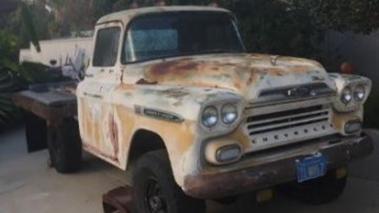 1959 Chevrolet 3100 for sale 100871348